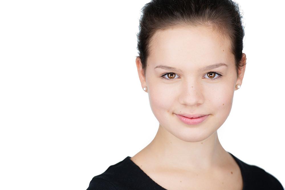 Headshot Beispiel Mädchen