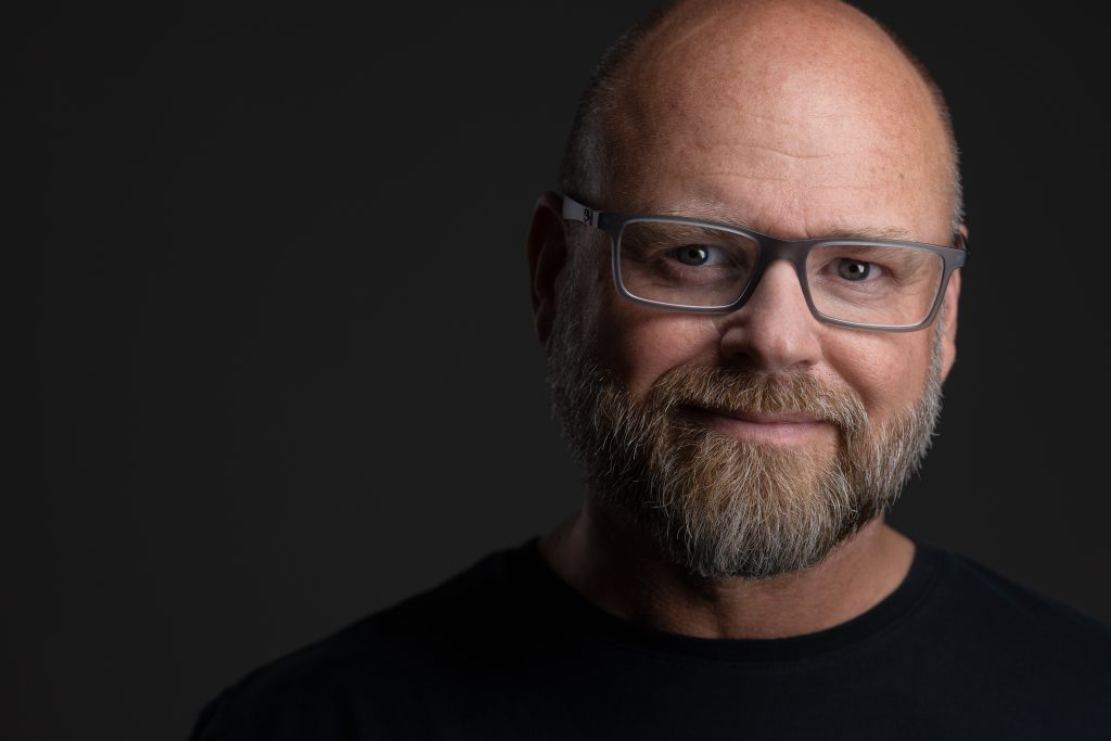 Male Headshot Businessportrait