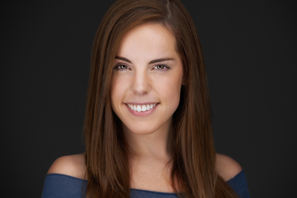Female Headshot Businessportrait HP