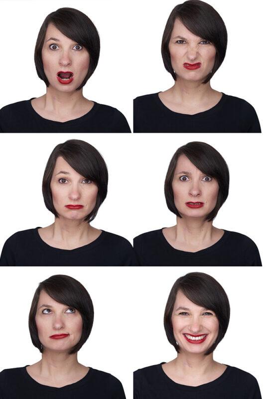 Mimikresonanz Seminar Collage